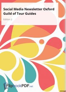 The Guild of Oxford tour guides