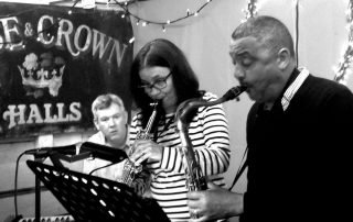 SUNDAY JAZZ - Martin, Trish, Frank